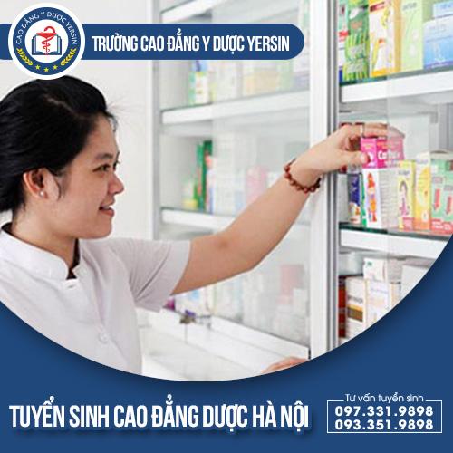 Cao đẳng y dượcHà Nội tuyển sinh