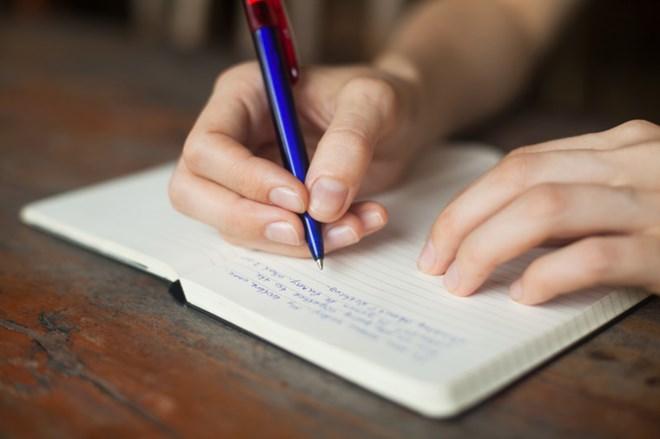 cách để viết văn hay là phải ghi chép nhiều