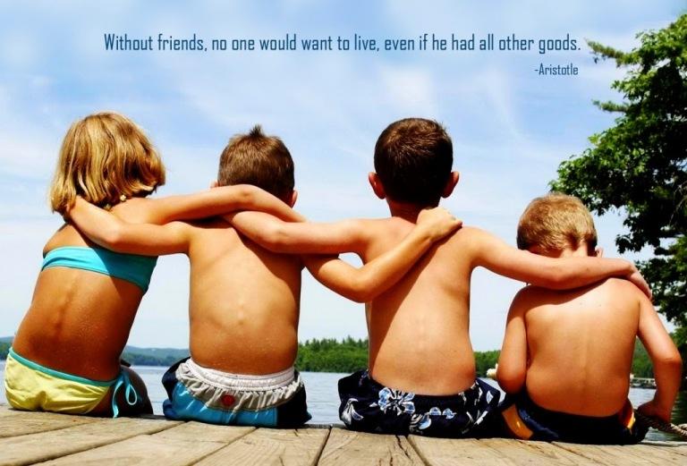 thơ 5 chữ về tình bạn ngắn
