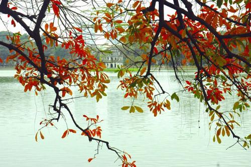 Những bài thơ mùa thu hay, lãng mạn