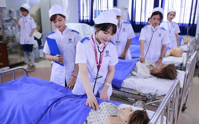 cao đẳng y tế Sài Gòn